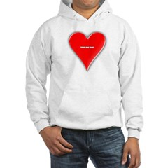 Of Hearts Hooded Sweatshirt