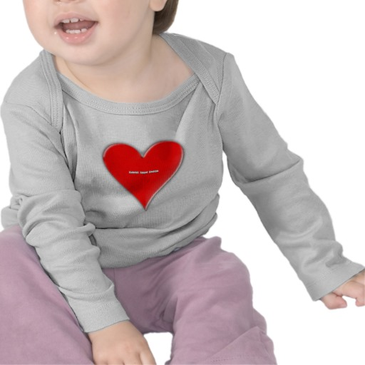Of Hearts Infant Bella Long Sleeve T-Shirt