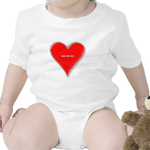 Of Hearts Infant Creeper