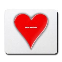 Of Hearts Mousepad