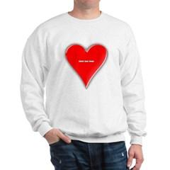 Of Hearts Sweatshirt