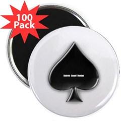 """Of Spades 2.25"""" Magnet (100 pack)"""