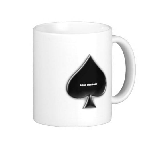 Of Spades Classic White Mug