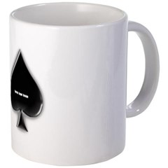 Of Spades Coffee Mug