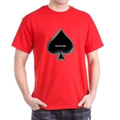 Of Spades Dark T-shirt