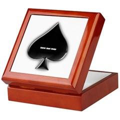 Of Spades Keepsake Box