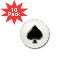 Of Spades Mini Button (10 pack)