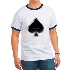 Of Spades Ringer T-Shirt