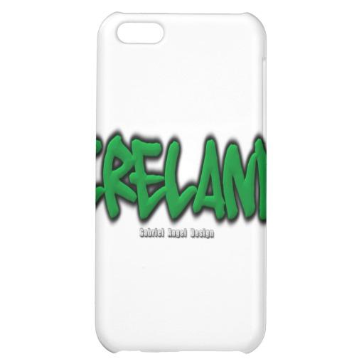 Ireland Graffiti Case Savvy Matte Finish iPhone 5C Case