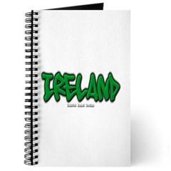 Ireland Graffiti Journal