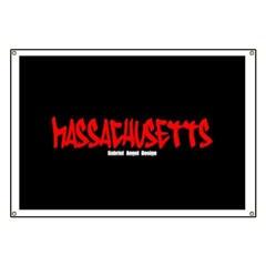 Massachusetts Graffiti Banner