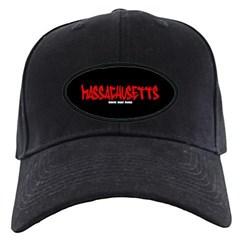 Massachusetts Graffiti Baseball Hat