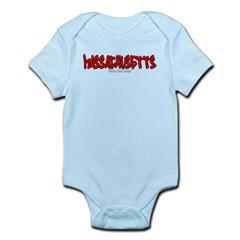 Massachusetts Graffiti Infant Bodysuit