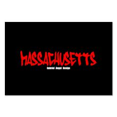 Massachusetts Graffiti Posters