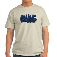 Maine Graffiti Classic T-Shirt