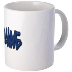 Maine Graffiti Coffee Mug