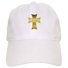 Golden Cross Baseball Cap