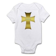 Golden Cross Infant Bodysuit