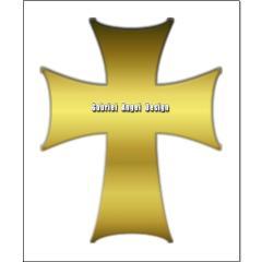Golden Cross Posters