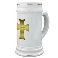 Golden Cross Stein