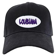Louisiana Graffiti Baseball Hat