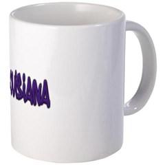 Louisiana Graffiti Coffee Mug