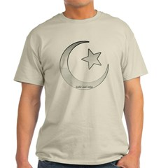 Silver Star and Crescent Classic T-Shirt