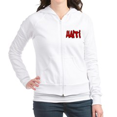 Haiti Graffiti Junior Zip Hoodie