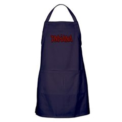 Indiana Graffiti Apron (dark)