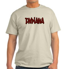 Indiana Graffiti Classic T-Shirt