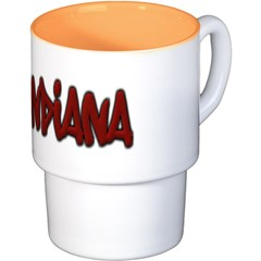 Indiana Graffiti Coffee Cups