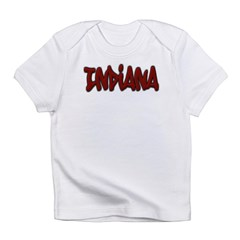 Indiana Graffiti Infant T-Shirt