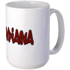 Indiana Graffiti Mug