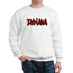 Indiana Graffiti Sweatshirt