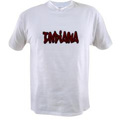 Indiana Graffiti Value T-shirt