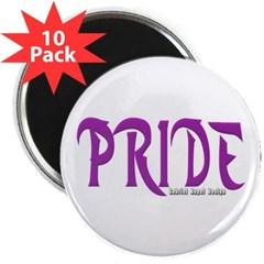 """Pride Logo 2.25"""" Magnet (10 pack)"""