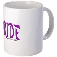 Pride Logo Coffee Mug