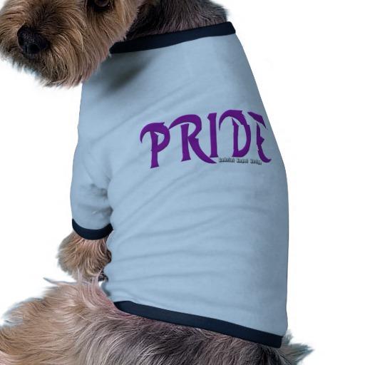 Pride Logo Doggie Ringer T-Shirt