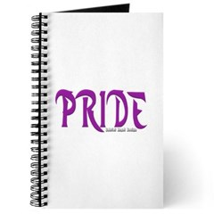 Pride Logo Journal