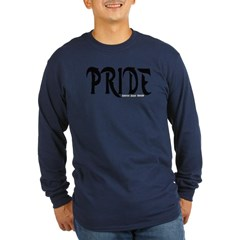 Pride Logo Long Sleeve T-Shirt