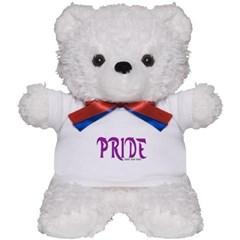 Pride Logo Teddy Bear