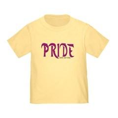 Pride Logo Toddler T-Shirt