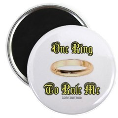One Ring Magnet