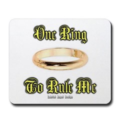 One Ring Mousepad