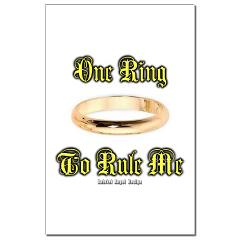 One Ring Small Posters