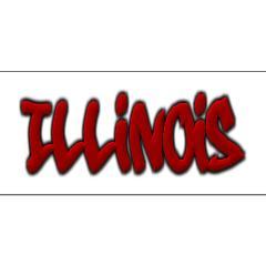 Illinois Graffiti Posters