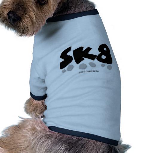 SK8 Doggie Ringer T-Shirt