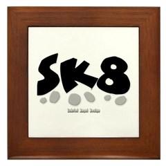 SK8 Framed Tile