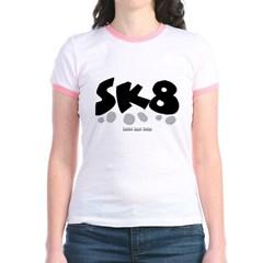 SK8 Junior Ringer T-Shirt
