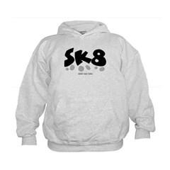 SK8 Kids Sweatshirt by Hanes